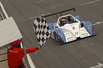 A Win in Ligier Sports Prototype in 3 Hour Race at Brands Hatch